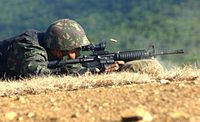 Shooters Put Rounds Downrange During Three Days of Marksmanship Events at Fuerzas Comando Image 2 of 8