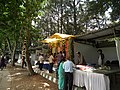 Shop selling from Lalbagh flower show Aug 2013 8663.JPG