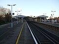 Shortlands station Herne Hill eastbound platform look west.JPG