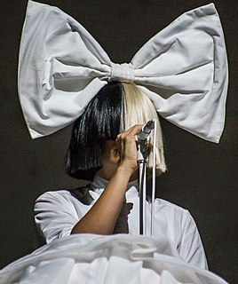 Sia discography Cataloguing of published recordings by Sia