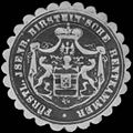 Siegelmarke Fürstl. Jesenb. Birsteinsche Rentkammer W0343813.jpg