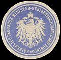 Siegelmarke Kaiserlich Deutsche Minister-Residentur für Haiti und San Domingo W0333470.jpg