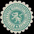 Siegelmarke Krankenhaus-Verwaltung Rottenmann W0321081.jpg