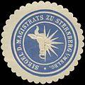 Siegelmarke Siegel des Magistrats zu Sternberg in Mecklenburg W0345616.jpg