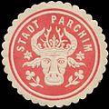 Siegelmarke Stadt Parchim W0345264.jpg