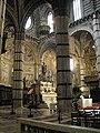 Siena Duomo choir and apse interior.JPG