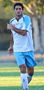Simon Colosimo Australian international football player