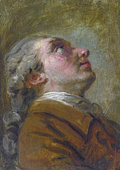 Portrait of Simon-Mathurin Lantara