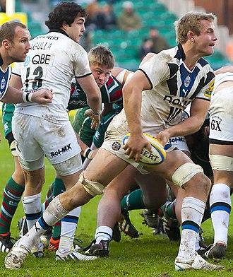 Simon Taylor (rugby union) - Image: Simon Taylor