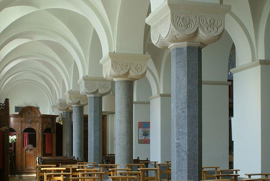 Sint-Odulphuskerk (Borgloon) - Rechterzijbeuk