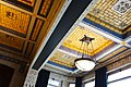 Sint Hubertus Hoge Veluwe 0090 - Helene's study ceiling (detail).jpg