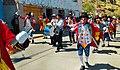 Siqllas Chinchaypujio Dancers in the Virgen Asunta Parade.jpg