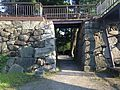 Site of Uzumemon Gate of Fukuoka Castle 20150801.JPG