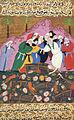 Siyer-i Nebi - Trauer um die Märtyrer von Uhud, darunter Hamza ibn Abd-ul-Mutallib.jpg