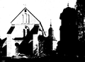 Skoklosters sockenkyrka, från Ugglan 1917.png