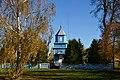 Skryhove Horokhivskyi Volynska-Church of the Dormition-west view.jpg