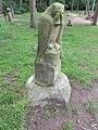 Skulpturenpark am Klausner, Kloster Hiddensee, 'Greifvogel' (U. Eißner); ama fec.jpg