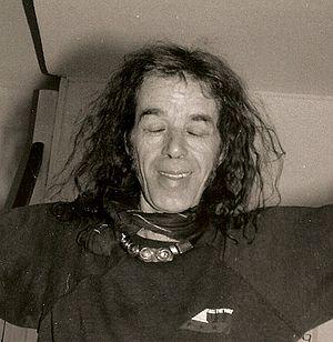 Sky Saxon - Saxon in Germany in March 1989