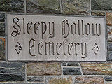 Sleepy Hollow Cemetery entrance sign.jpg