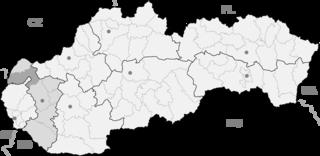Senica,  Trnavský kraj, Slowakei (Slowakische Republik)