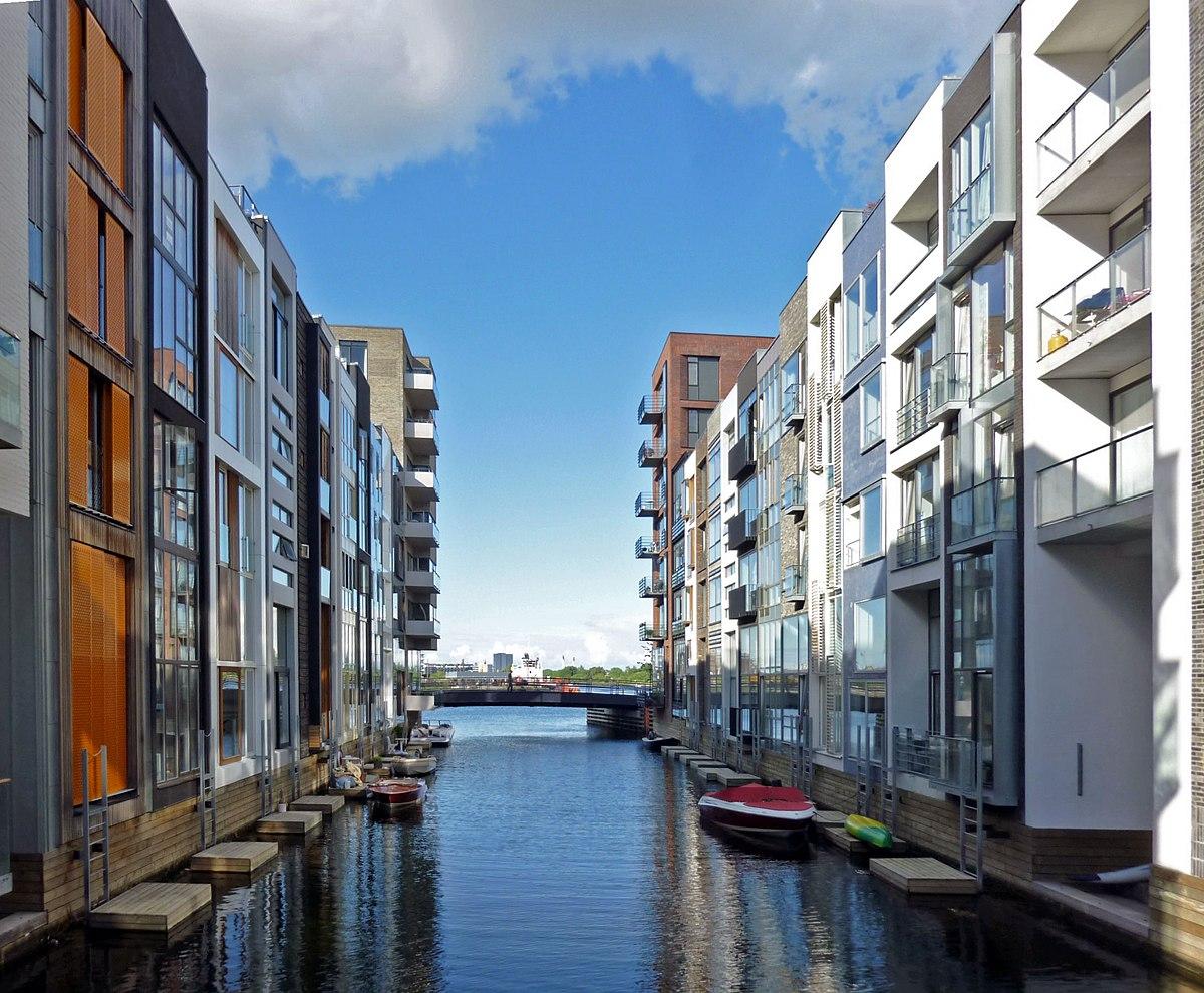 Sluseholmen Canal District Wikipedia