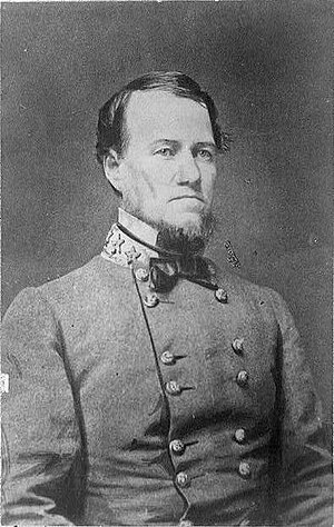 Gustavus Woodson Smith - Gustavus Woodson Smith, photo taken during the Civil War 1861–65