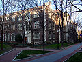 Smith Walk, view of Towne Hall.JPG