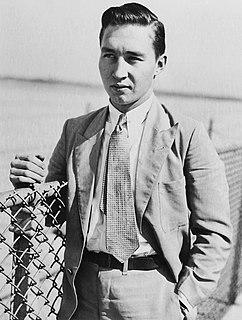 Zachary Smith Reynolds American aviator