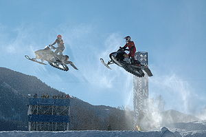 Snocross - Snocross at the 2007 Winter X Games