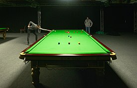 Snooker table selby.JPG