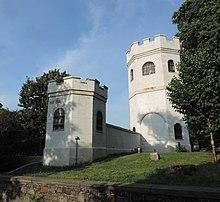 Castle Guards Secret Garden Entrance