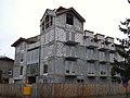 Sopot, Villa Sentoza podczas budowy.jpg