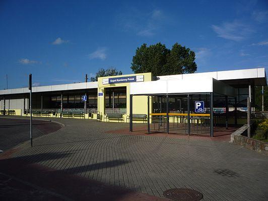 Sopot Kamienny Potok railway station