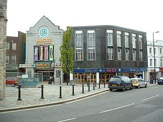 Southampton City Centre - The Bargate Centre