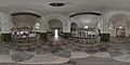 South-eastern Hall - Ground Floor - Currency Building - 360x180 Degree Equirectangular View - Dalhousie Square - Kolkata 2016-06-02 4161-4169 Compressed.JPG