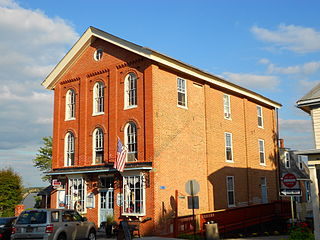 South Chesapeake City Historic District United States historic place