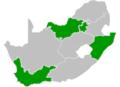 South africa afl provinces.png