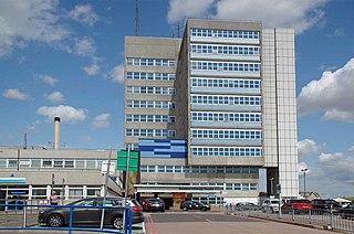 Southend University Hospital Hospital in Southend-on-Sea, Essex