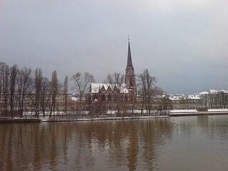 Церковь Трех волхвов (Dreikonigskirch)