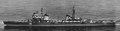 Soviet cruiser Kaganovich underway, September 1958 (NH 95486).tif