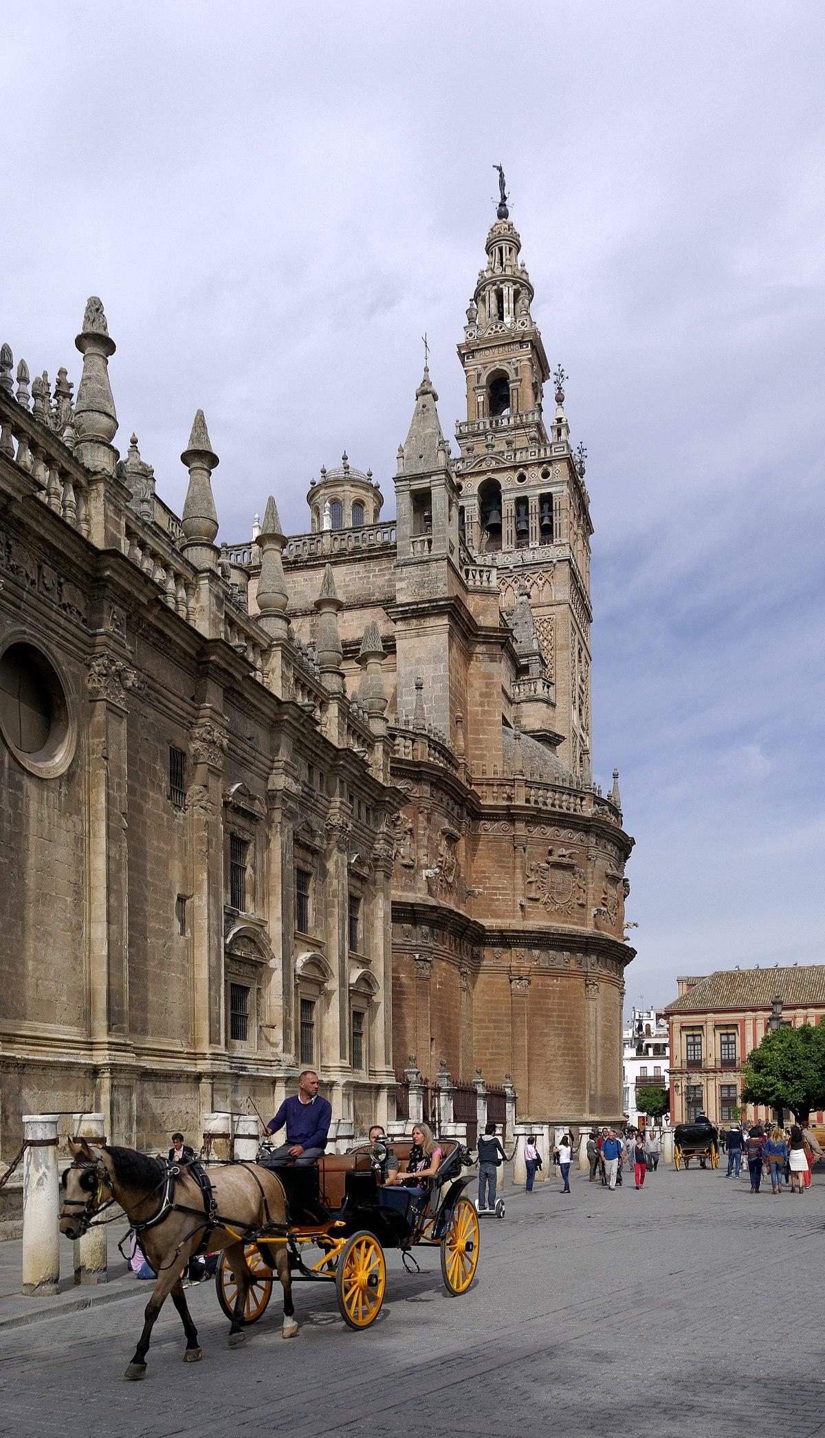 Sevilla wikivoyage for Ban ban sevilla