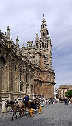 Nhà thờ chính tòa Sevilla