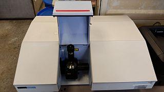 Fourier-transform infrared spectroscopy