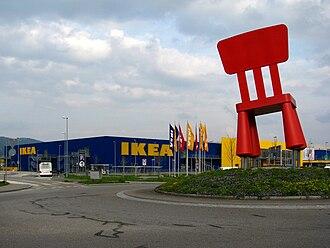Spreitenbach - IKEA in Spreitenbach