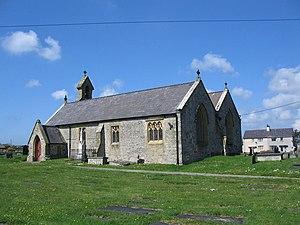 Aberffraw - Image: St. Beuno's Church, Aberffraw geograph.org.uk 156921