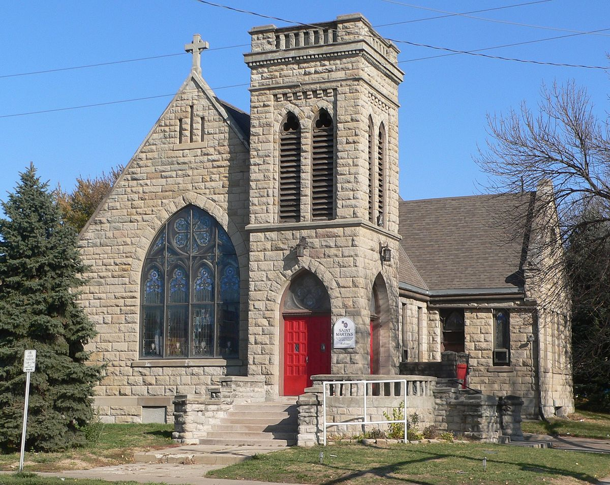 st martin of tours episcopal church wikipedia