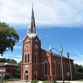 St. Mary's Church - Davenport, Iowa (cropped).JPG