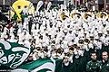 St. Patrick's Day Parade (2013) - Colorado State University Marching Band, Colorado, USA (8565181675).jpg