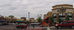 St. Anthony, Minnesota - New urbanism on the site of former Apache Plaza