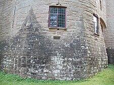 St Briavel Castle Gatehouse Spur